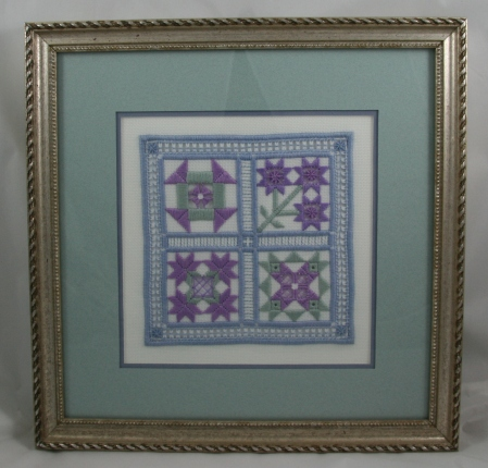 quilt square needlework