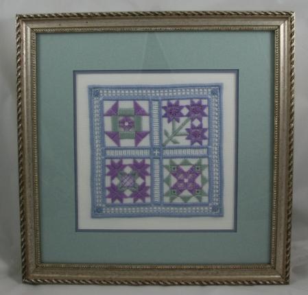 quilt square needlework
